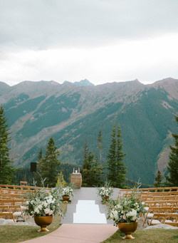 Aspen CO Wedding