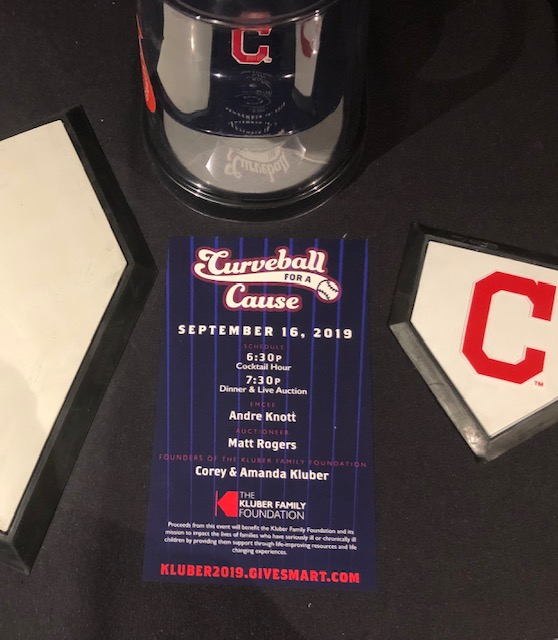 Cleveland Indians MLB Event