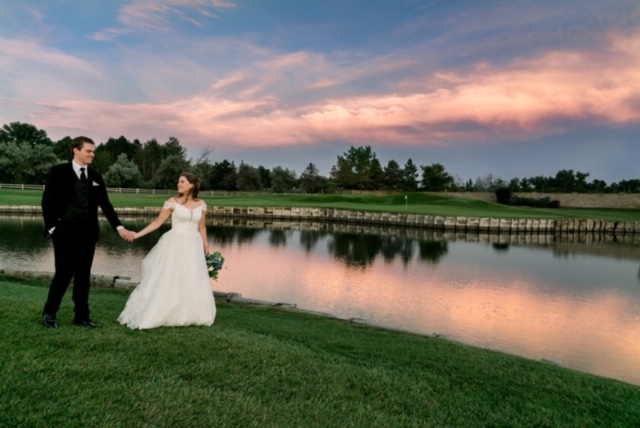 Glenmoor Country Club Wedding