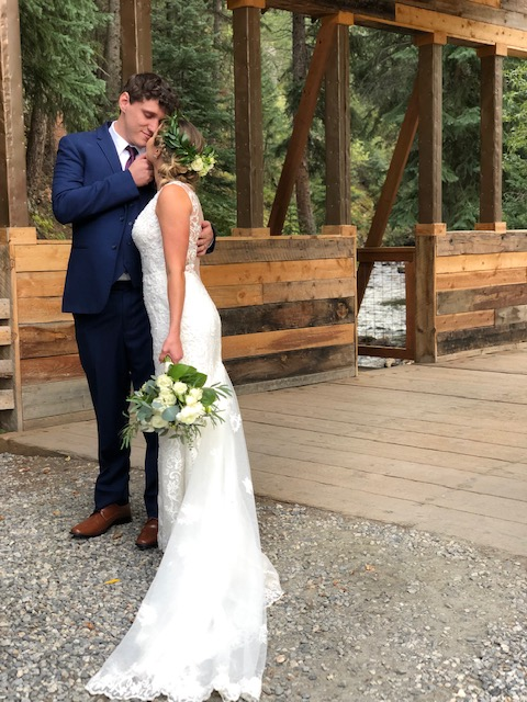 Estes Park CO Wedding