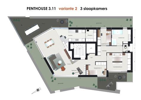 Appartement-varianten beschikbaar