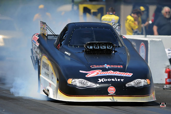 Dan Pomponio, Top Alcohol Funny Car
