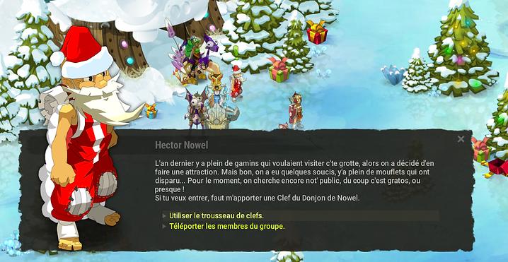 Donjon nowel entree - Boufcoul