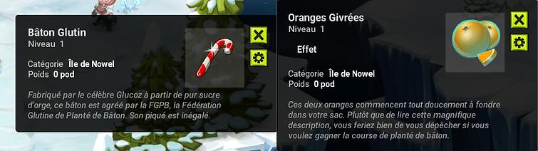 Oranges pressées - Ile Nowel