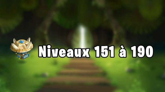 Donjon Dofus 151 à 190 - Boufcoul