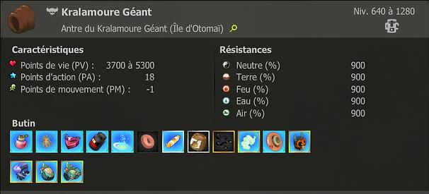 Kralamoure geant