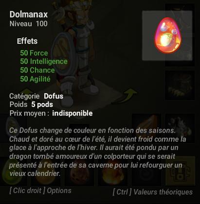 Dofus Dolmanax - Boufcoul