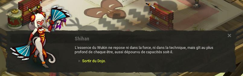 Dojo du Vent : Boufcoul