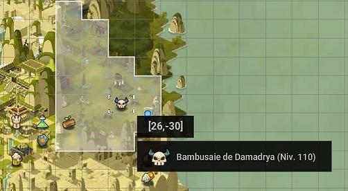 Bambusaie de Damadrya