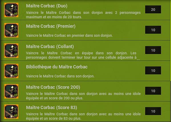 Maitre Corbac - Boufcoul