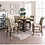 Thumbnail: Nerissa Round Counter Ht.  Dining Table Set