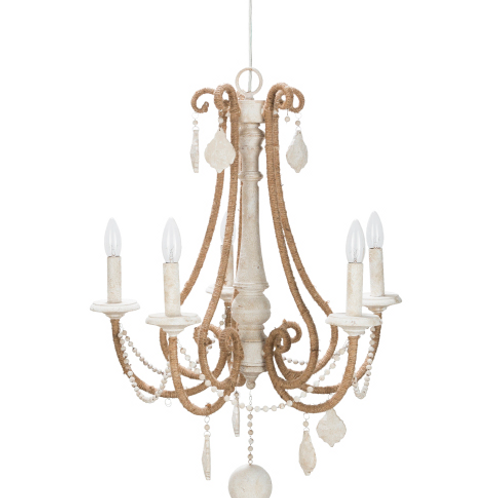 Ambrose 5 Light Chandelier