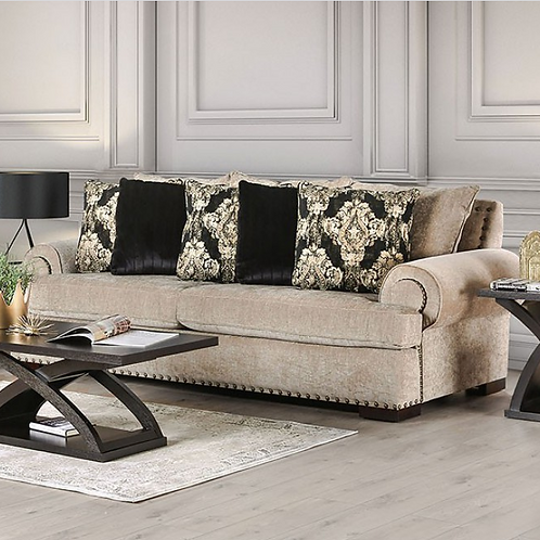Yates Sofa & Loveseat