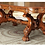 Thumbnail: Medieve Formal Dining Table Set