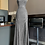 Thumbnail: Bateau Neckline Sleeveless Long Prom Dress