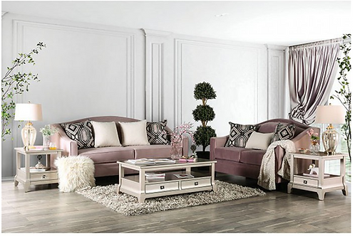 Campana Sofa & Loveseat
