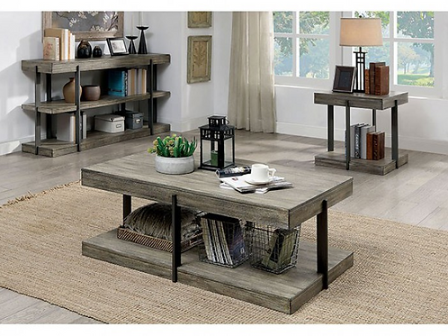 Tual Coffee  And End Table