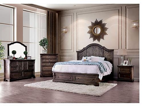 Amadora 4 Piece Bedroom Set