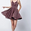Thumbnail: V-Neckline A-Line Short Homecoming Dress