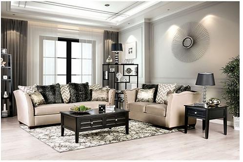 Hampden Sofa & Loveseat