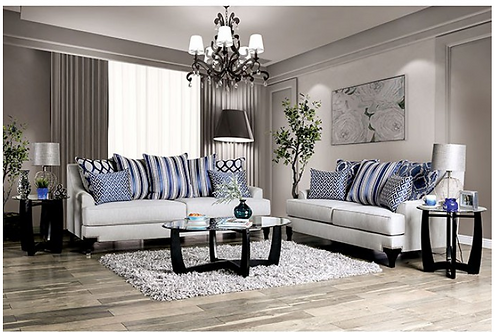 Sisseton Sofa & Loveseat