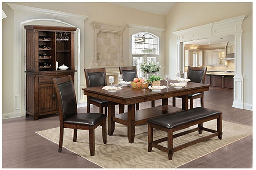 Megan I Dining Table Set