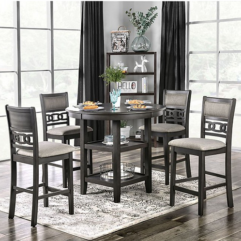 Milly 5 Pc. Counter Ht.Table Set