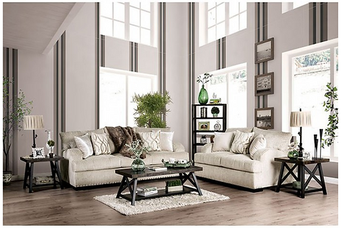 Zayla Sofa & Loveseat