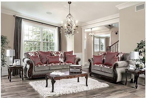 Whitland  Sofa & Loveseat