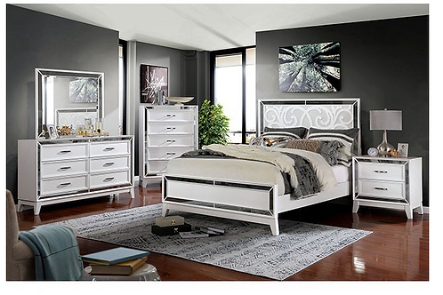Lamego 4 Piece Bedroom Set