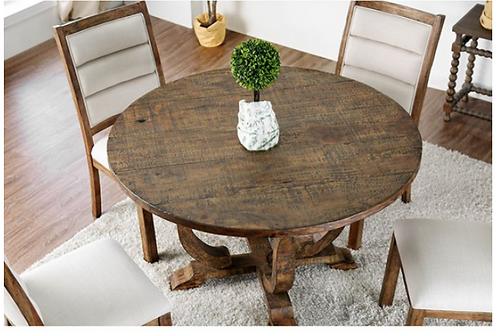Isabelle Round Dining Table Set
