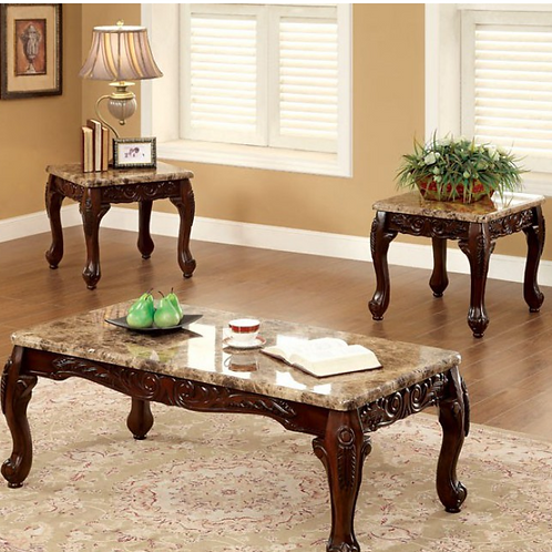 Lechester3 Pc. Table Set