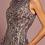 Thumbnail: Scoop Neckline Sleeveless Jewel Embelished Long Prom Dress