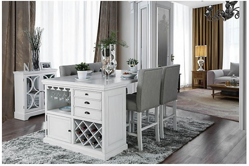 Sutton Counter Ht. Dining Table Set