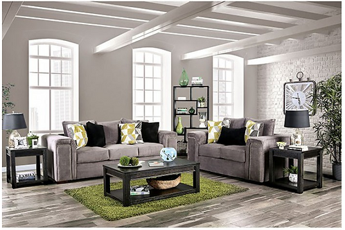 Bradford Sofa & Loveseat