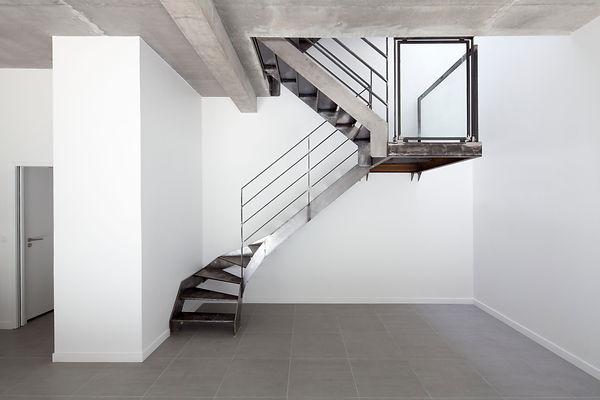 Escalier industriel sur mesure