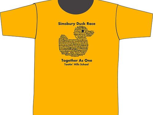 Official Duck Race T-Shirt