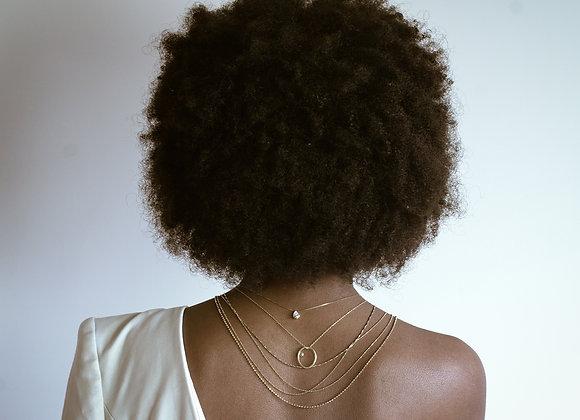 Collana Marie oro