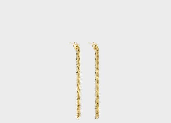 Orecchini Artemisia estate oro
