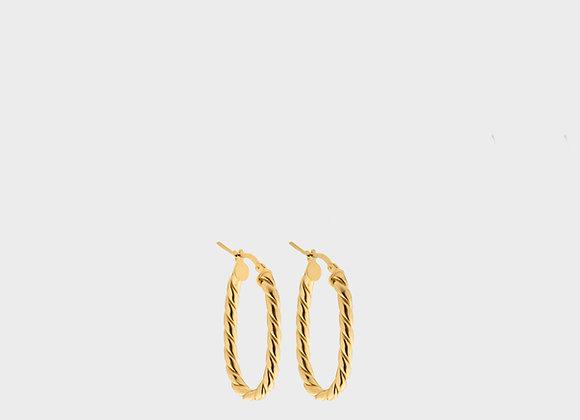 Orecchini Narciso estate oro