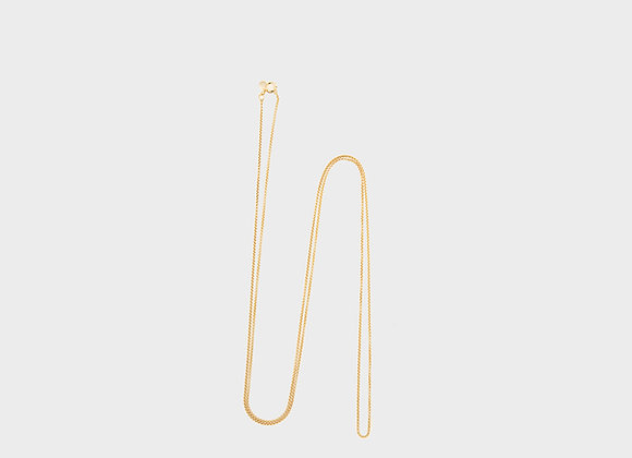 Collana catena lunga oro