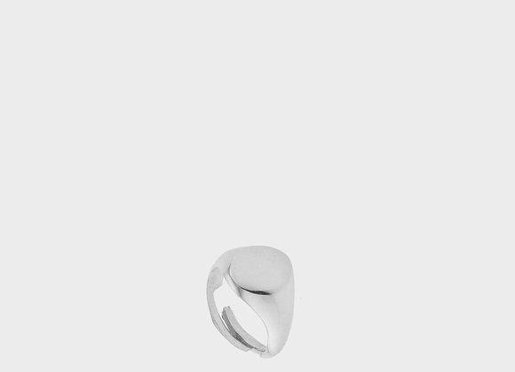 Anello sigillo argento piccolo