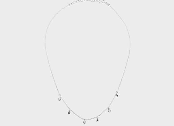 Collana Isabel argento