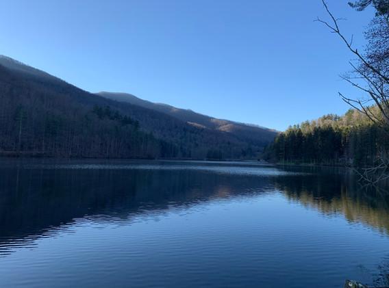 Lake Logan Sunrise