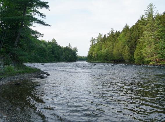 East Outlet Kennebec River