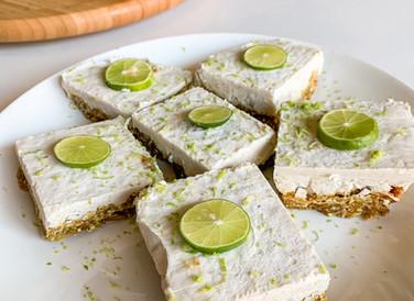 Key Lime Pie Bars 🍰💚