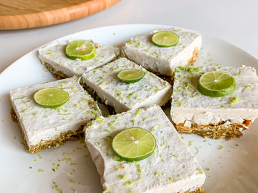 Key Lime Pie Bars 🍰💚