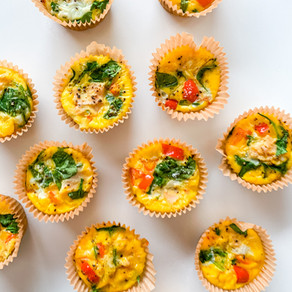 Healthy Egg Cups