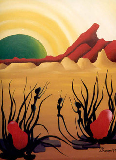 Back to nature 40 x 30