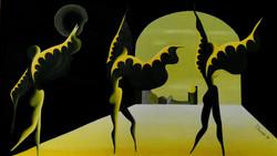Dancing in the dark 80 x 45